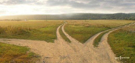 Пересечение старых дорог (Конкурсная история копателя!)
