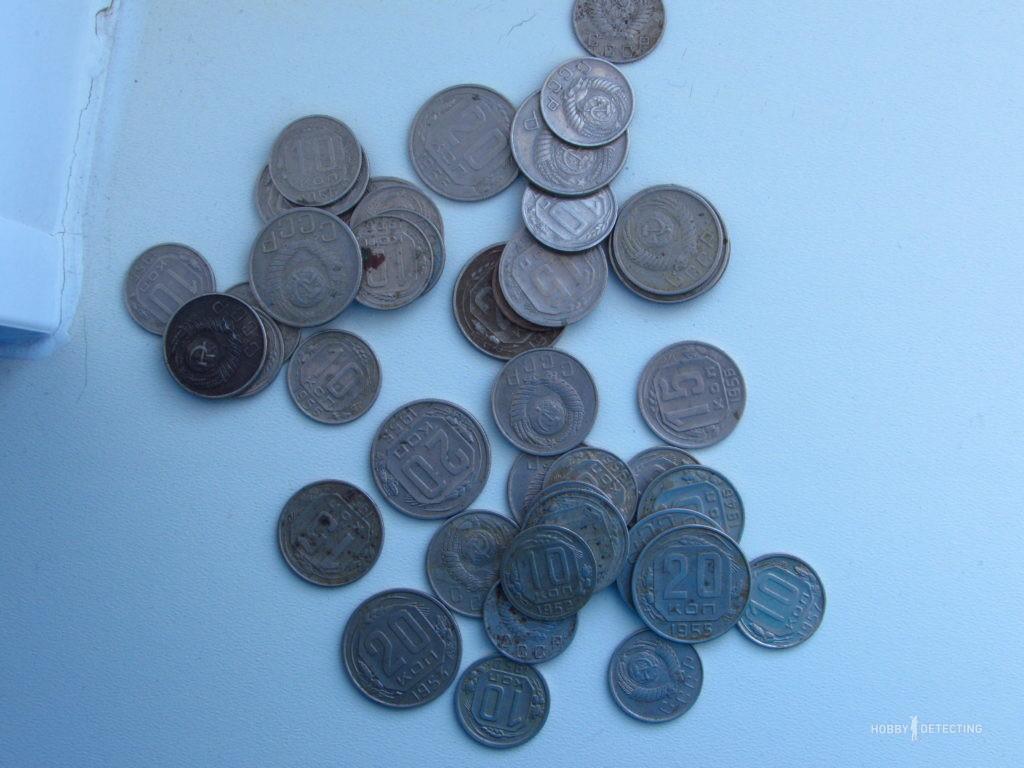 Печь с монетами (Конкурсная история копателя!)