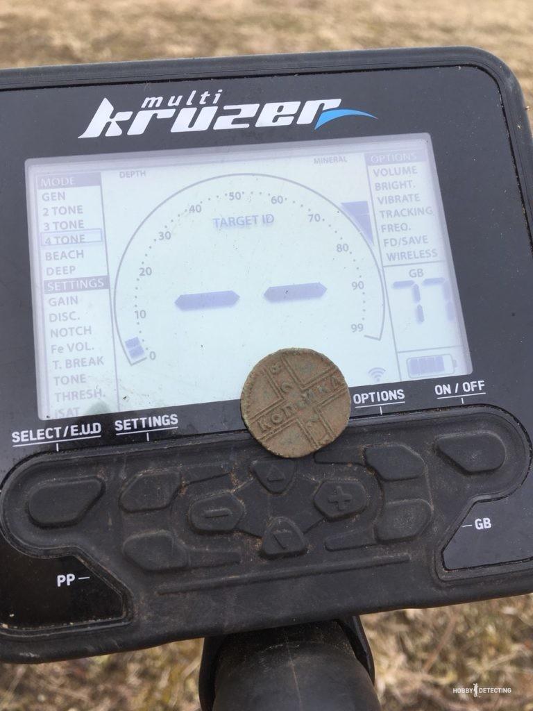 Makro Kruzer, multi Kruzer и Gold Kruzer - новые металлоискатели от компании Макро! (Новинка 2018 и обзор!)