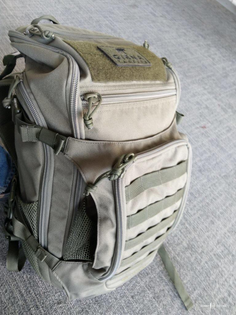 """Рюкзак """"KE Tactical Sturm"""" на 40л - наш обзор! (фото и итог+)"""