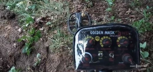 Впечатления от прибора Golden Mask 4WD Pro (видео и настройки+)