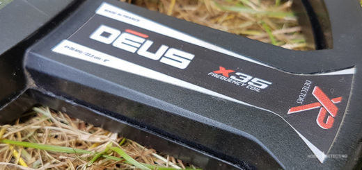 Обновления для XP Deus версия 5 и три новые катушки X35! (Новинки от XP Detectors)