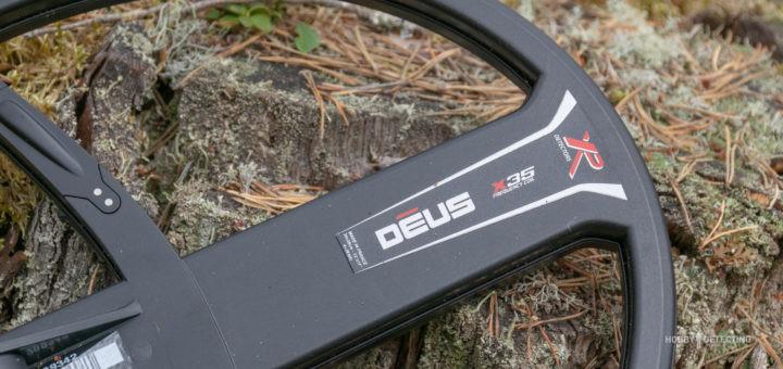 Обзор новой катушки X35 для металлоискателя XP Deus! (видео+)