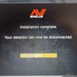 Доступно обновление 1.75 для металлоискателей Minelab Equinox! (новость + ссылка)