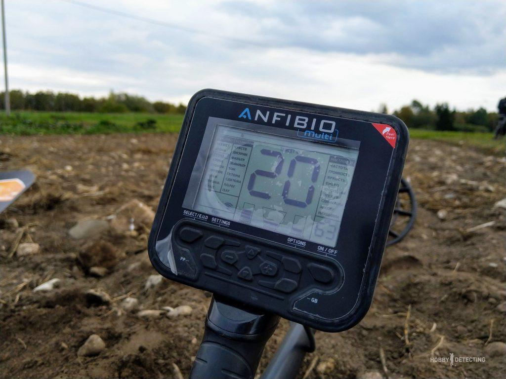 Nokta Anfibio - наш обзор нового металлоискателя и отзывы о работе! (советы и находки+)