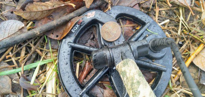 """Катушка-снайперка 6"""" для Minelab Equinox - обзор и тесты катушки!"""
