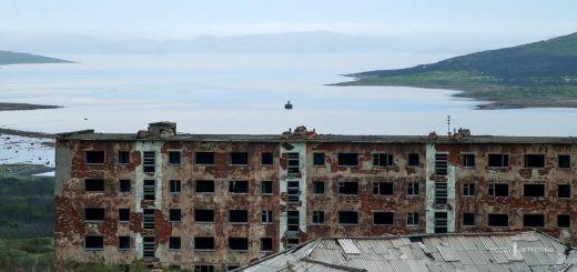 Бесплодные земли - экспедиция на полуостров Рыбачий