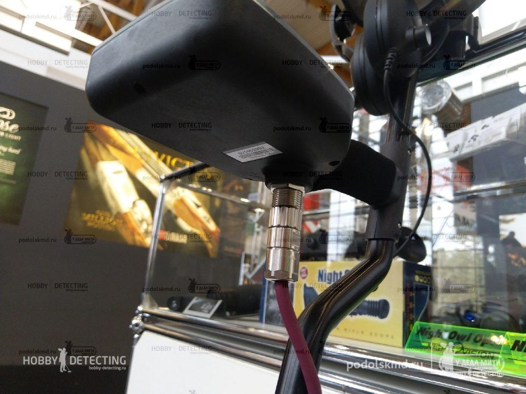 Fisher IPulse AQ - новый импульсный металлоискатель с дискриминацией металлов! (Новинка 2019, первые фото!)