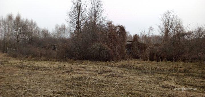 в поисках старой небитой деревеньки