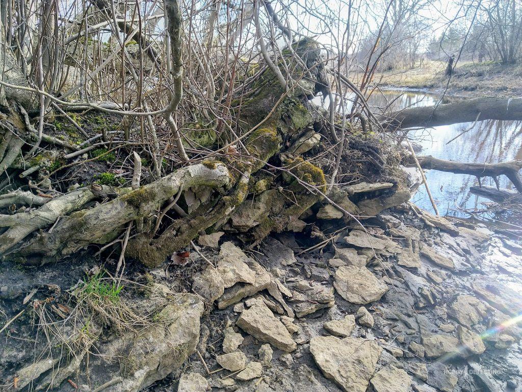Коп по дну реки - что там может быть интересного?