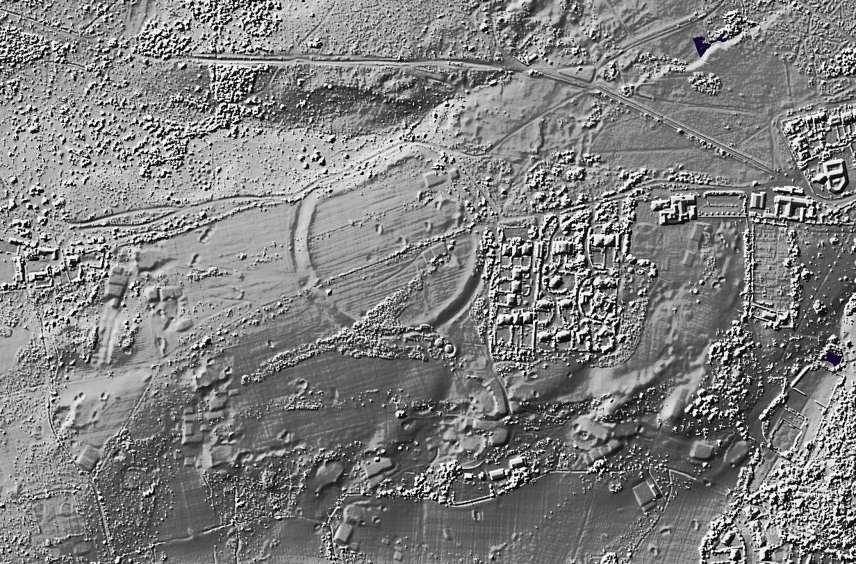 Лидар (LiDAR) – технологии. Грядущая катастрофа для отечественной археологии