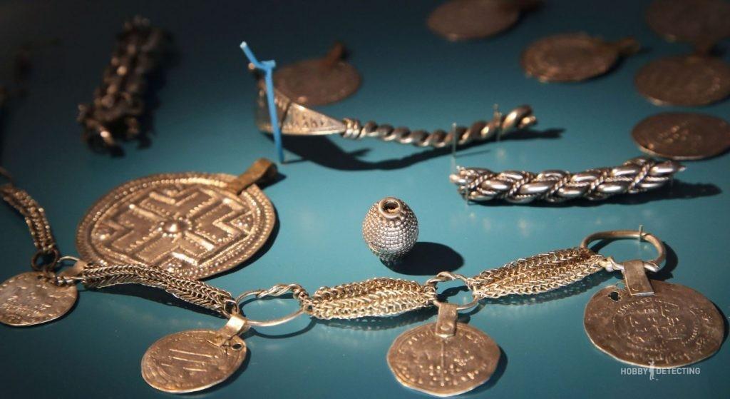 Клады и сокровища викингов (видео+)