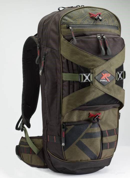 Новый рюкзак для металлоискателя XP 280 - обзор!