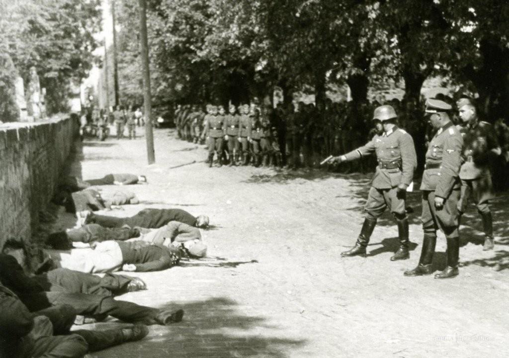 Немецкий историк о преступлениях вермахта во Второй мировой войне