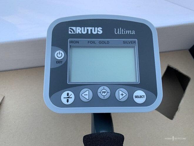 Rutus Ultima - Обзор металлоискателя от пользователя!