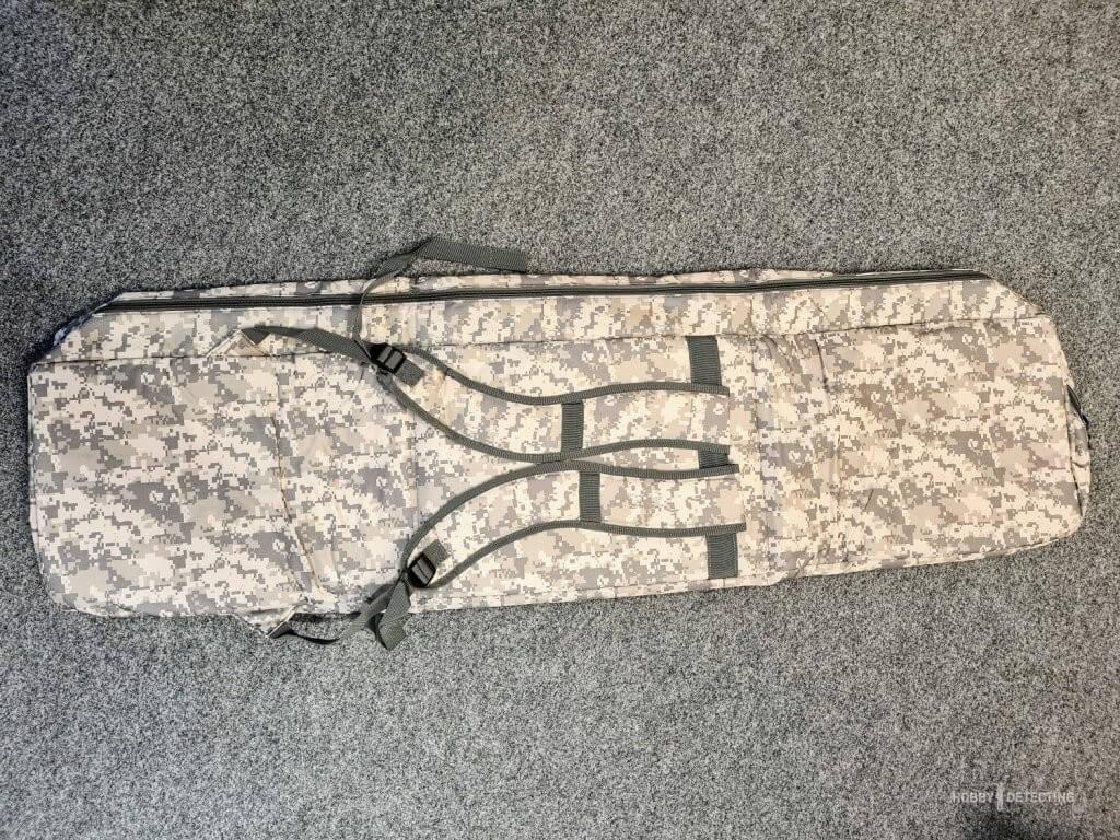 Универсальная сумка для переноски металлоискателя от Гарретт!