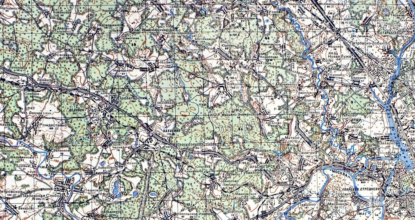 Vetus Maps