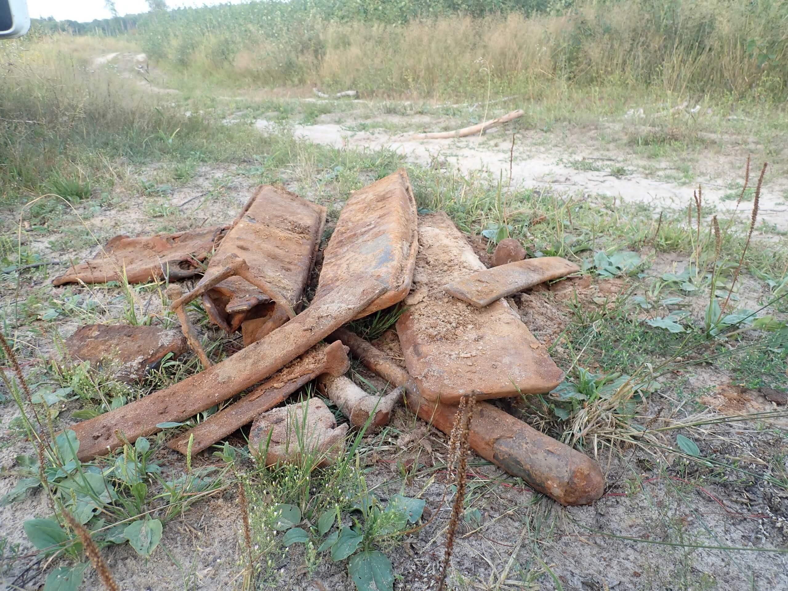 Коп металлолома на лесных дорогах. Несколько полезных и дельных советов
