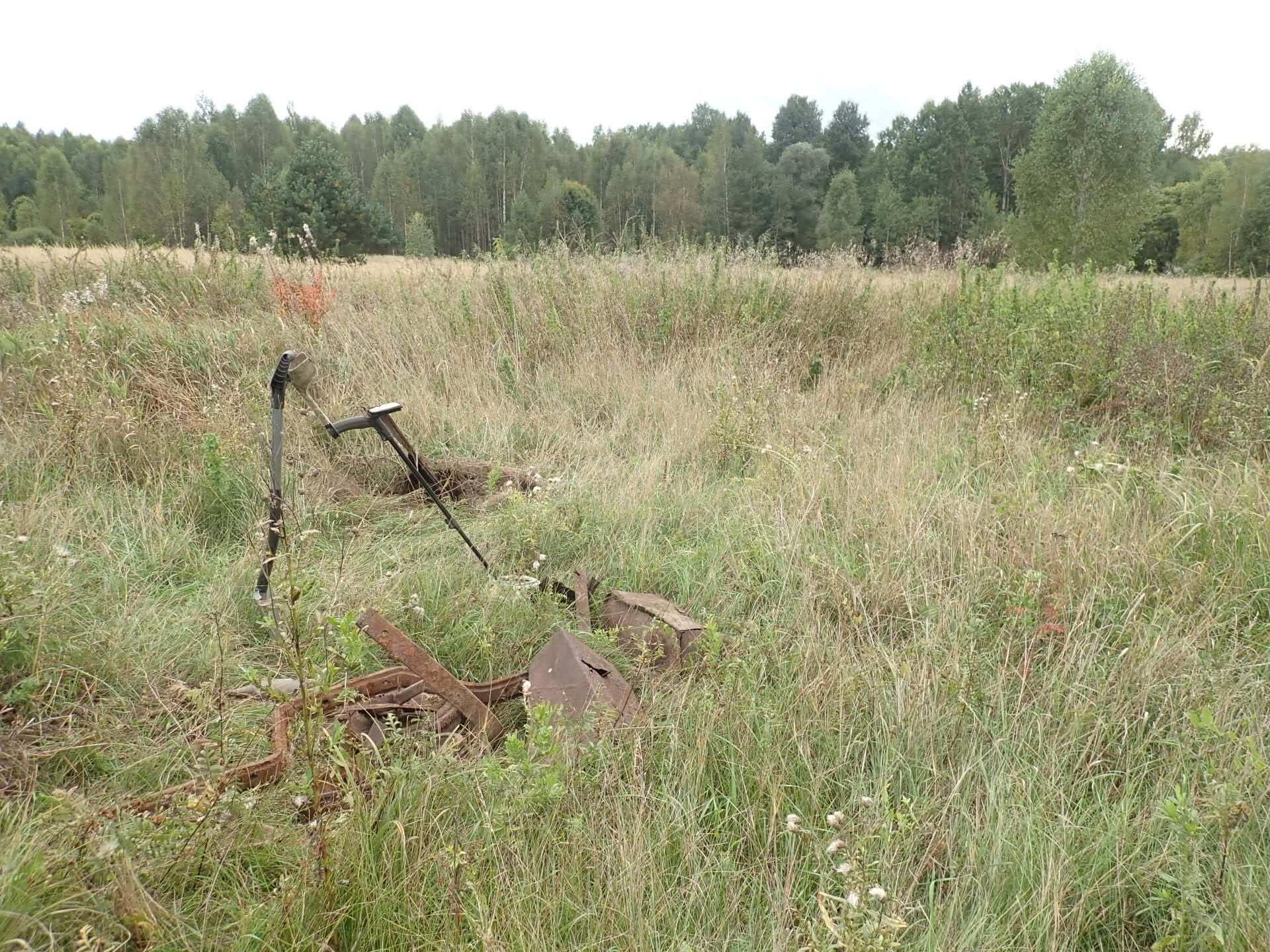 Металлолом на рембазе советского фермера. Как это было и что стало с фермером?