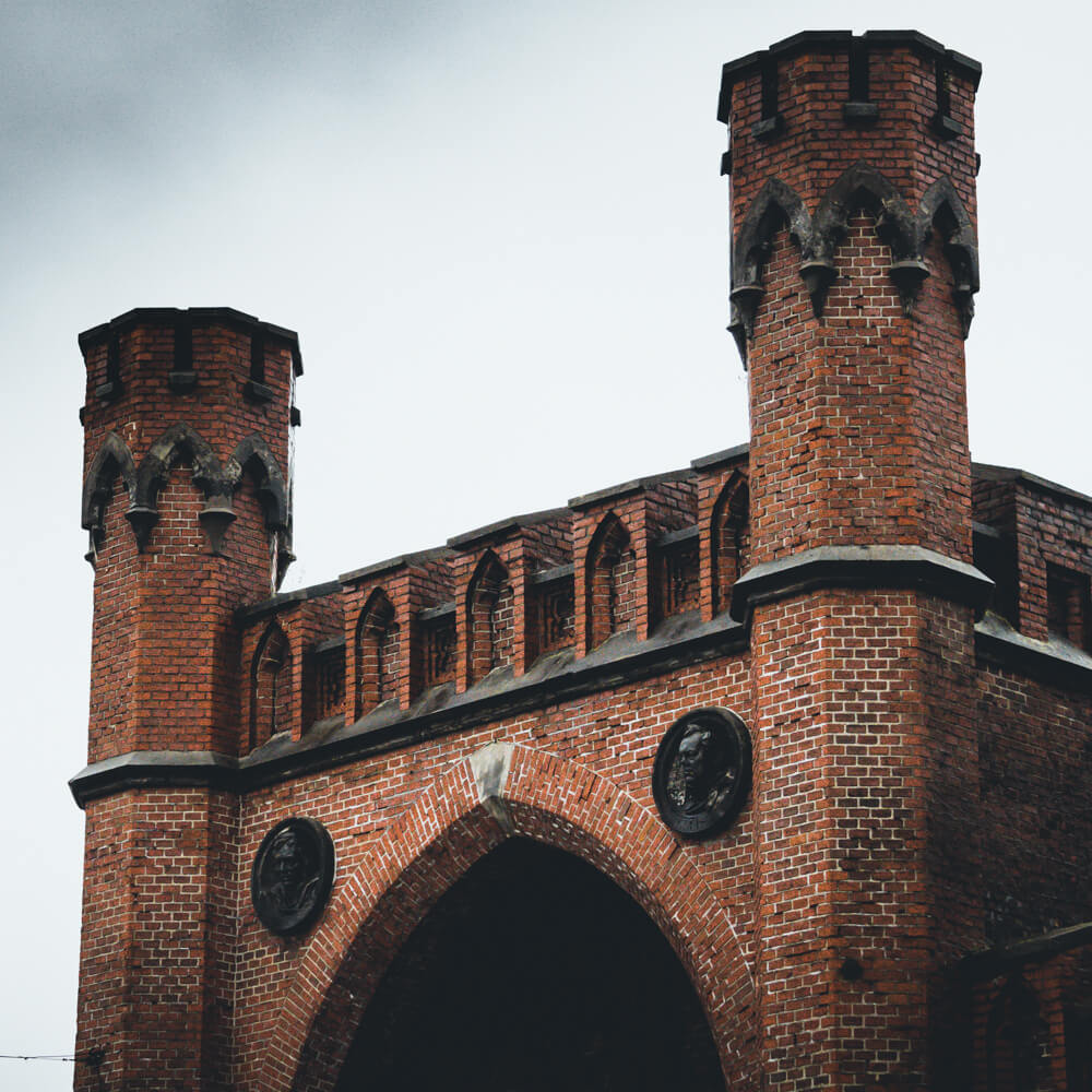 Фрагменты Калининграда ч.1 / Königsberg