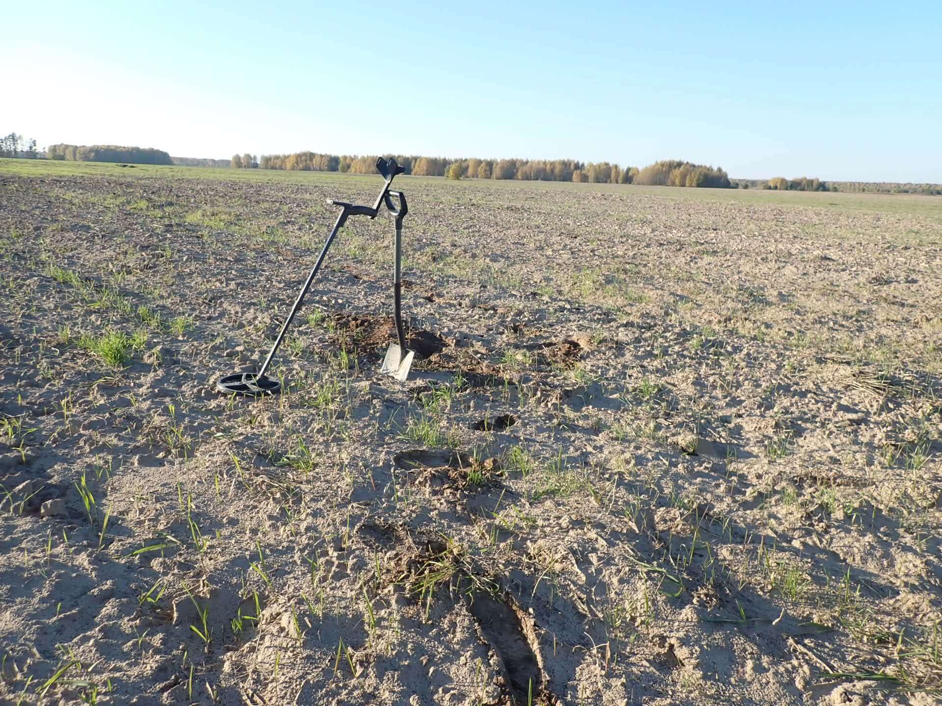 Идеальное поле для копа. Как оно выглядит и что тут можно найти?